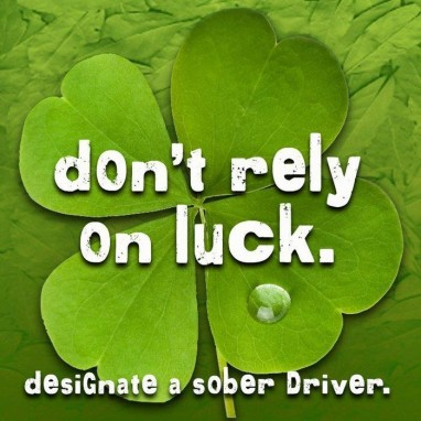 st patrick's day warning