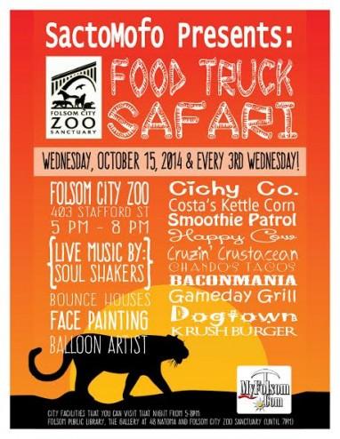 food truck safari