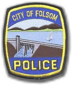 folsom police patch