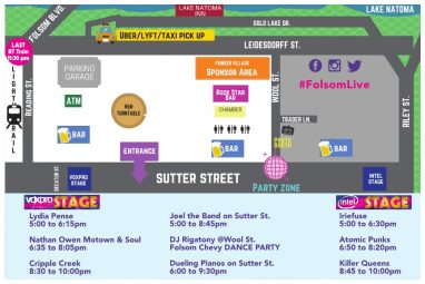 Folsom Live MAP 3
